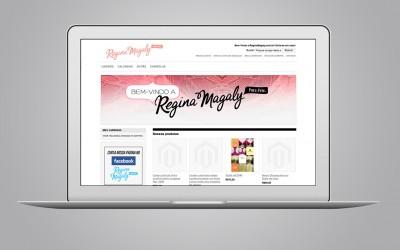 Site - Regina magaly