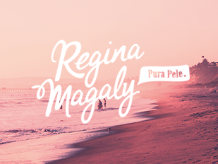 Logo - Regina Magaly