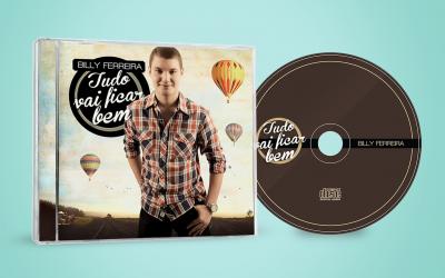 CD - Billy Ferreira (Tudo vai ficar bem)