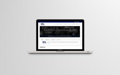 Site - MJL Projetos