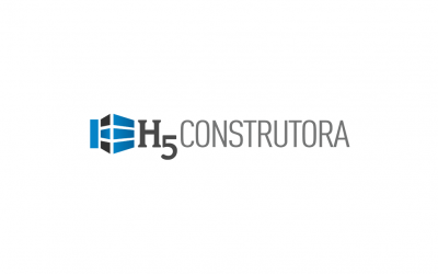 Logo - H5 Construtora
