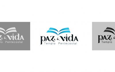 logo - Paz e Vida - Templo Pentecostal